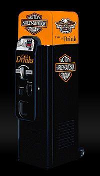 Soda pop slots