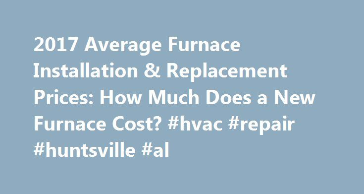 Image Result For New Furnace And Air Conditioner Cost