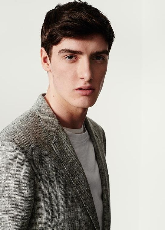 Club Monaco Injects Athletic Trend with Smart Mens Styles #Menswear #Trends #Tendencias #Moda Hombre
