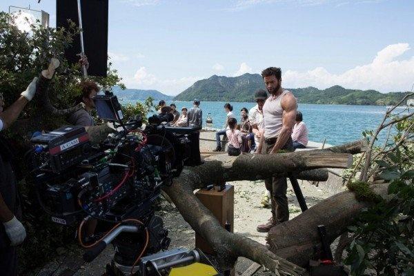 THE WOLVERINE: Hugh Jackman luce músculos en nueva imagen del rodaje