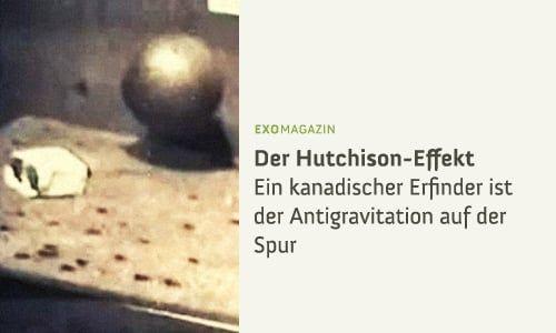Der Hutchison Effekt (Clip)