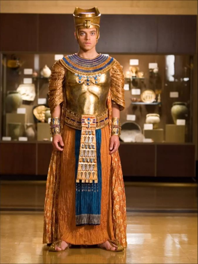I admit to liking this character and this movie... plus Rami Malek looks awesome in this costume