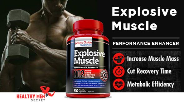 Explosive Muscle - Really Works for Your Muscle? Don't Buy - Until You Read This! http://healthymensecret.com/2017/05/25/explosive-muscle-no2-boosting-formula