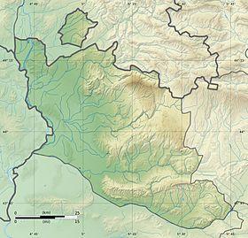 (Voir situation sur carte: Vaucluse (département))