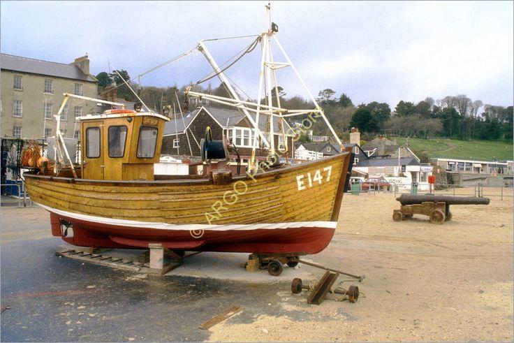 282 best images about dorset fishing boat lerret on pinterest for Ebay fishing boats