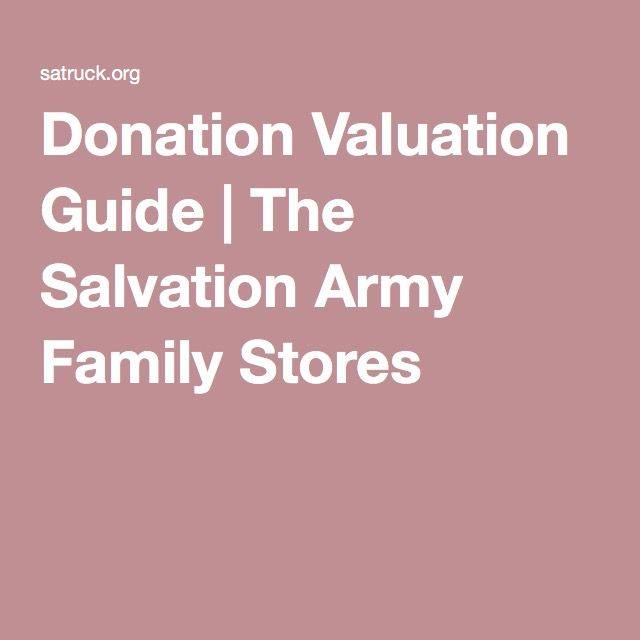 Best 25+ The salvation army ideas on Pinterest | The salvation, Us ...