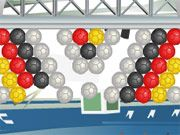 Free Online Puzzle Games, Its a twist on the classic soccer game where you must score points by matching 3 of the same colored soccer balls!  In Puzzle Soccer you must pick your team and then join an international tournament where the only way to score is by being accurate with your kicks!  See if you can become the international champion!, #puzzle #soccer #bubble #shooter #match