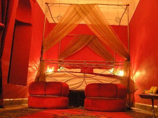 beautiful warm room