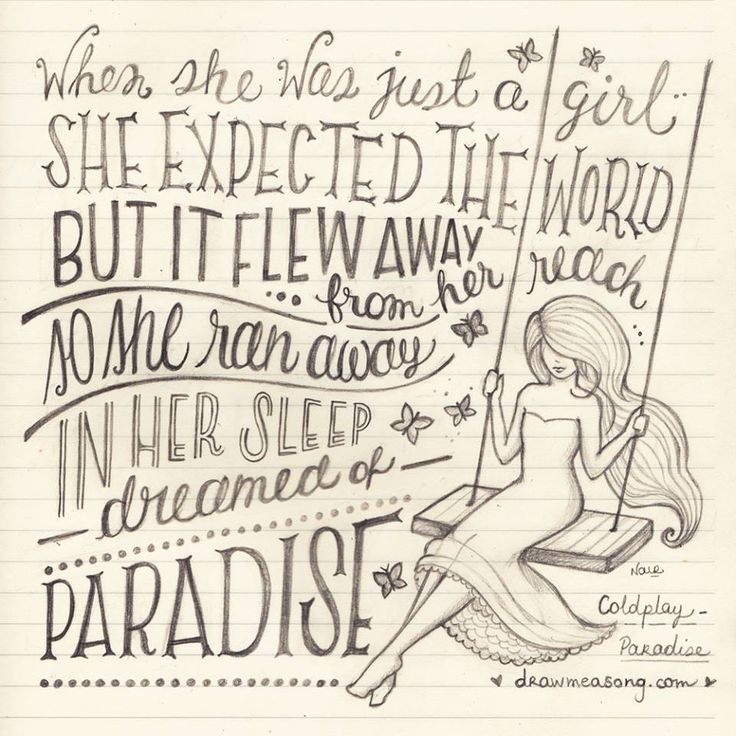 paradise #coldplay