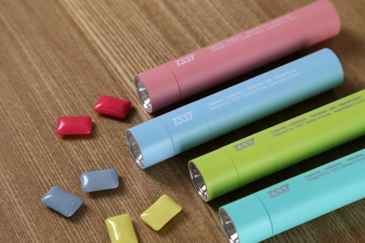 TB030NA! Colorful Battery!