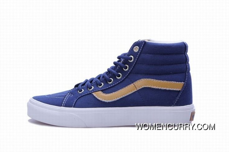 https://www.womencurry.com/vans-sk8hi-blue-golden-mens-shoes-copuon-code.html VANS SK8-HI BLUE GOLDEN MENS SHOES COPUON CODE Only $74.75 , Free Shipping!