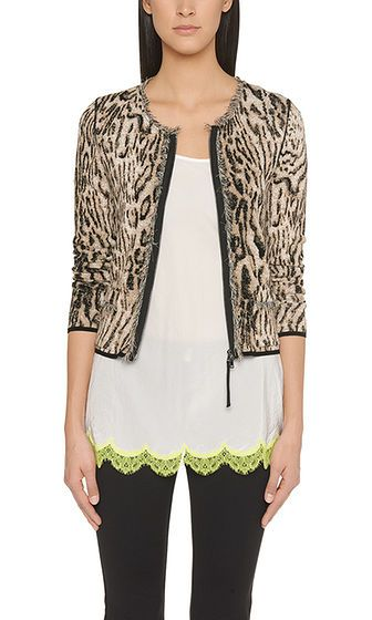 Marc cain college jacke
