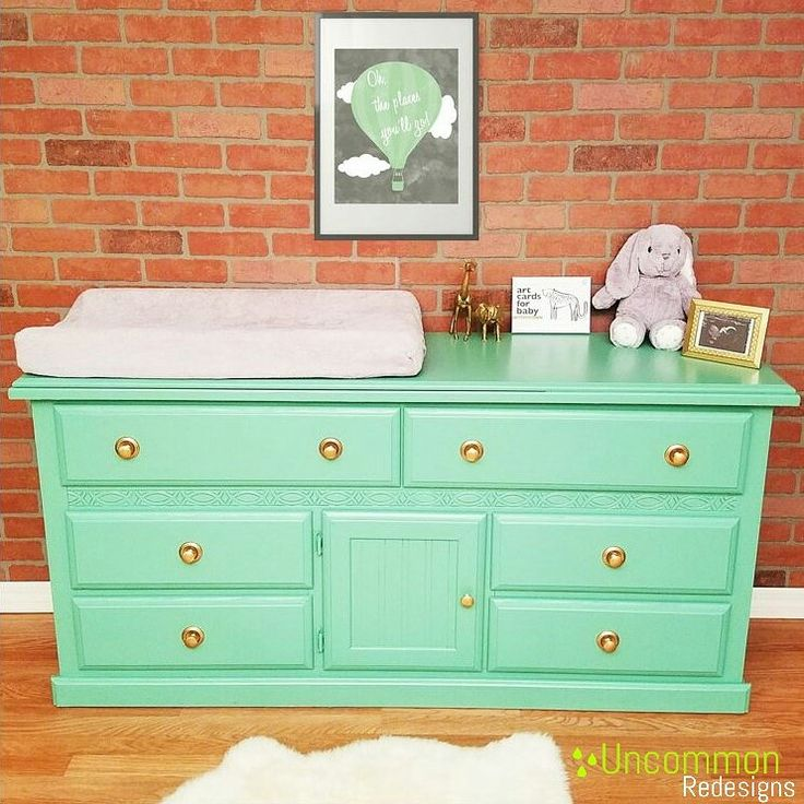 1000 ideas about mint green dresser on pinterest for Mint green furniture paint