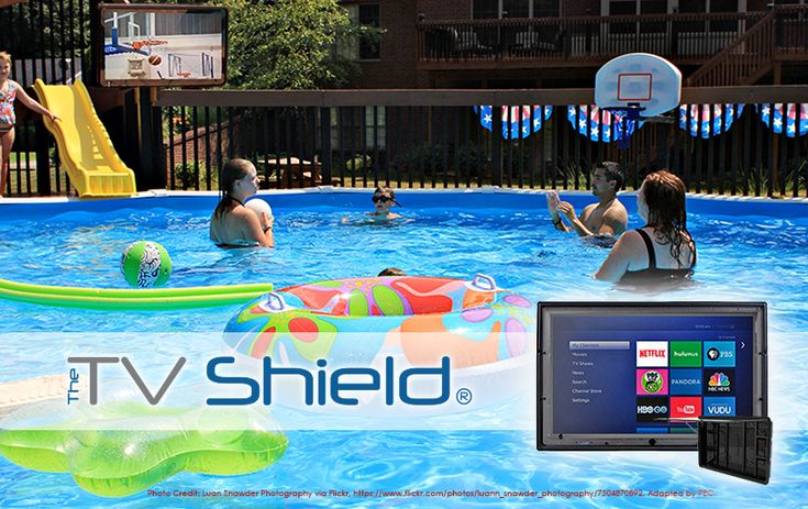 News: The TV Shield Christmas in July Sale for Weatherproof TV Enclosures.