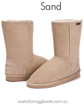 Classic Short Deluxe Ugg Boots