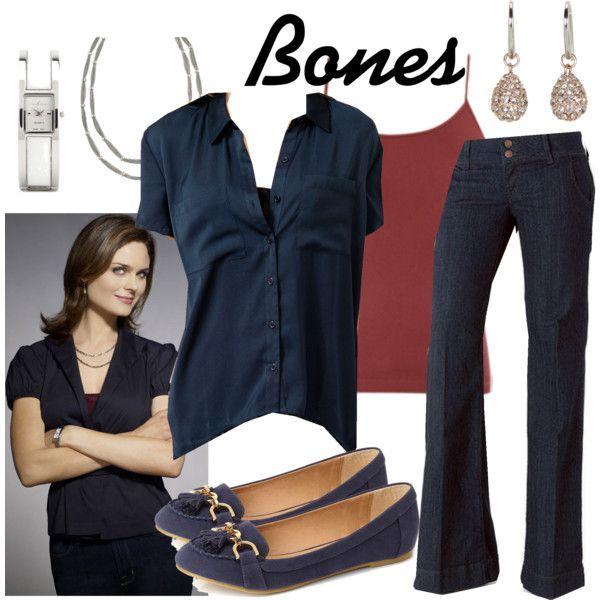 Character: Temperance Bones Fandom: Bones Buy it here!