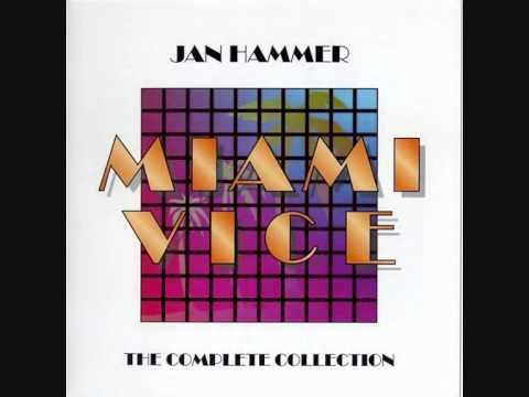 Miami Vice The Complete Collection (Jan hammer) (playlist)