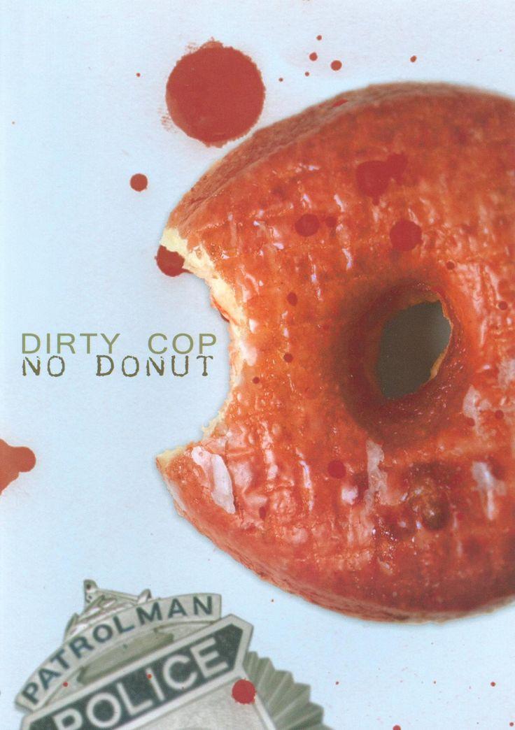 Dirty Cop No Donut comedy crime horror DVD