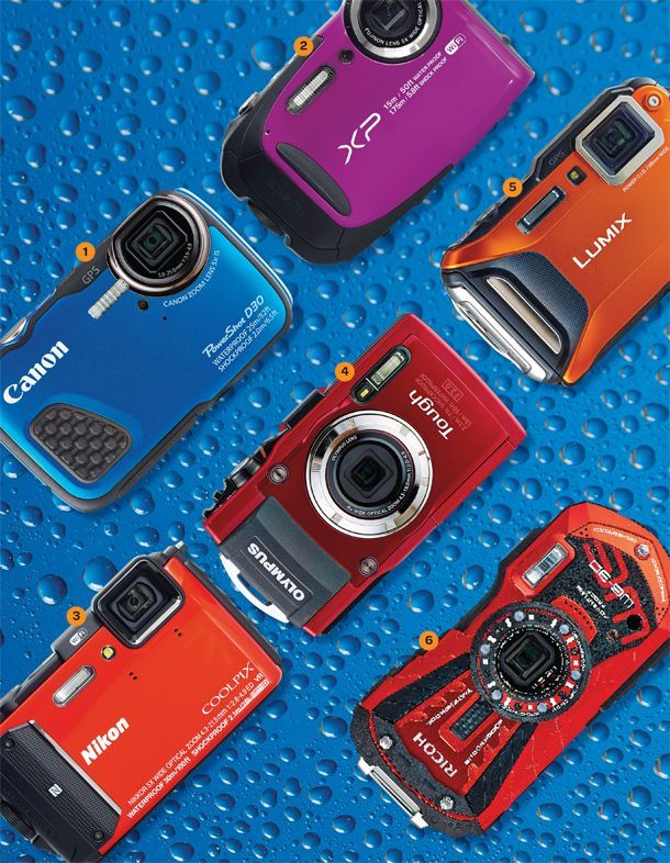 Best waterproof cameras: 6 top options tested and rated