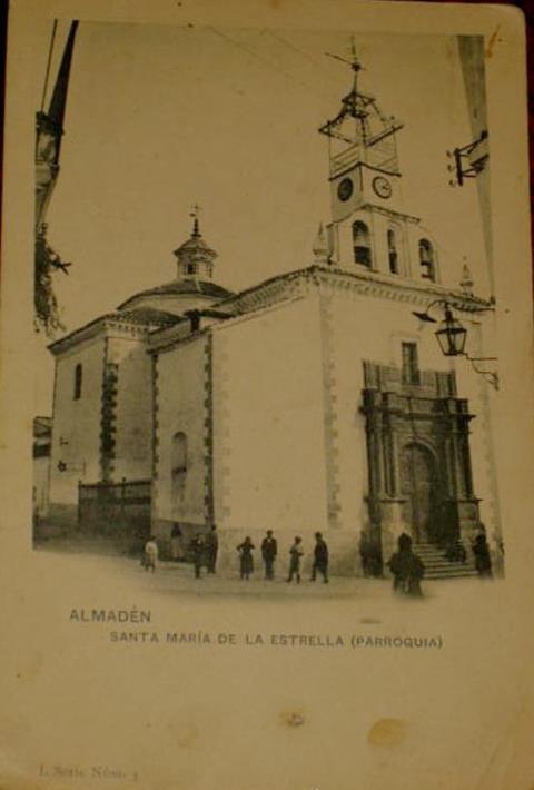 Iglesia Parroquial. Almadén