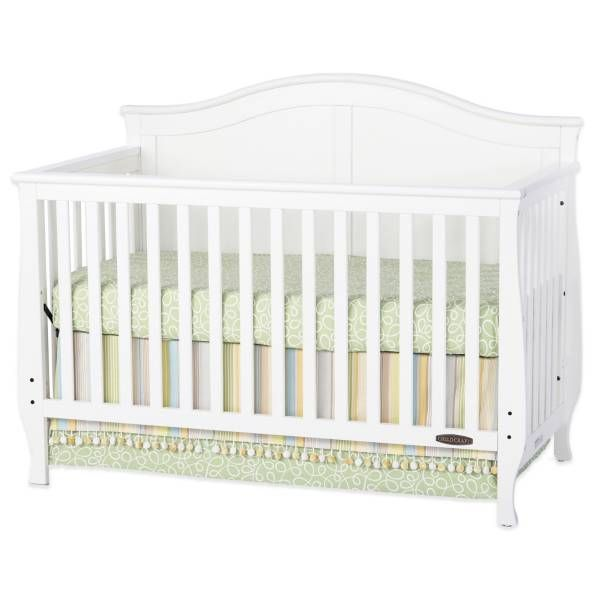 Crib To Bed All In One!