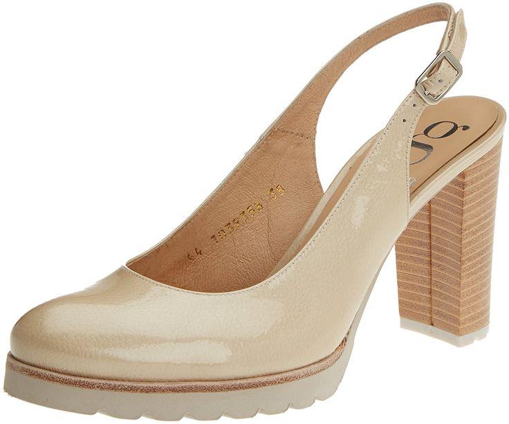 Gadea 40640, Zapatos de Tacón con Punta Cerrada para Mujer