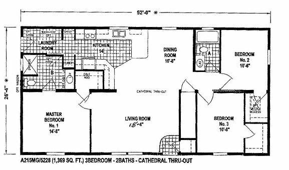 Skyline Modular Home For Sale in Bonduel WI, 54107