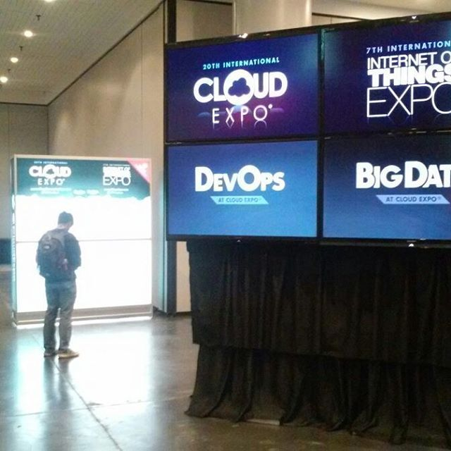 Always looking for education and information to master crafts. At the #cloudexpo #internetofthingsexpo gaining knowledge of #digitaltransformation #bigdata #devops #informationtechnology and more.  ➖➖➖➖➖➖➖➖➖➖➖ #it #webdeveloper #websitedevelopment #saas #apps #fullstack #analytics #developer #marketing #business #conference #businessmen #businesswomen #entrepreneur #startup #marketing #api #marketingstrategy #digitalmarketing #branding #creative #creativeagency #brooklyn