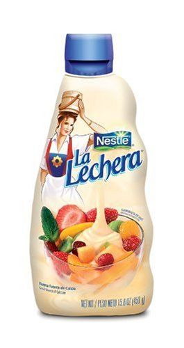 La Lechera Sweetened Condensed Milk, Squeeze Containers, 15.8 oz La Lechera http://www.amazon.com/dp/B003O3R6IE/ref=cm_sw_r_pi_dp_gO5Nub0FJR0FF