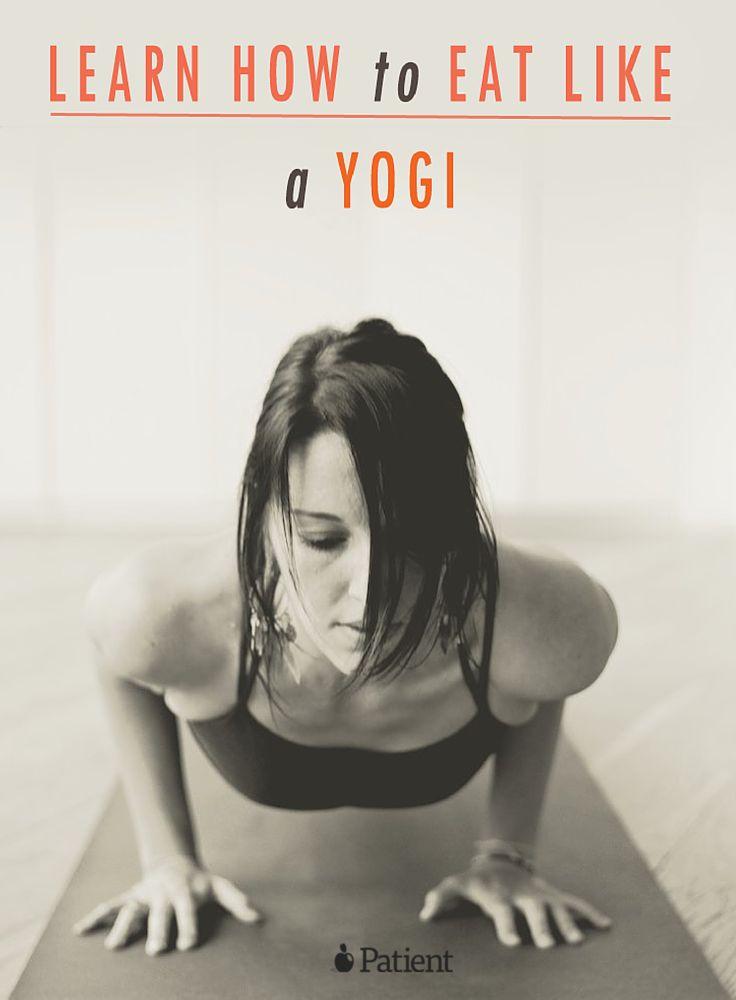 Learn How to Eat Like a Yogi: healthy eating guide