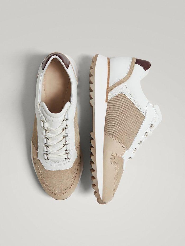 e3c6a69a73 Zapatillas deportivas - ZAPATOS - MUJER Massimo Dutti España | Shoes ...
