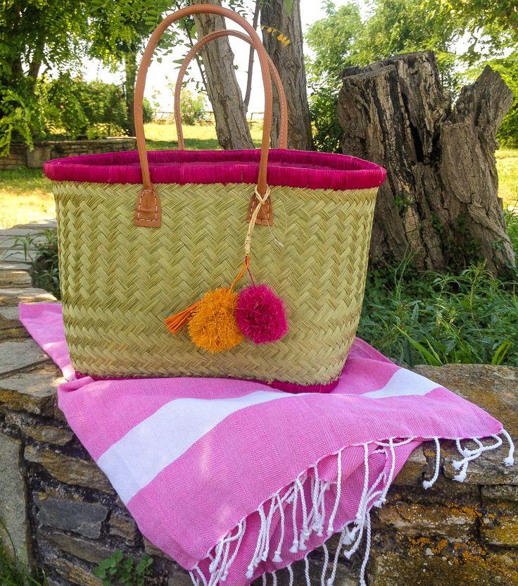 Summer Basket Bag by Reef  Code