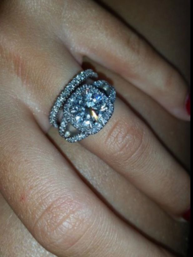 Emily MacDonagh.. eternity ring.. engagement ring..