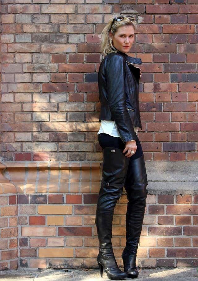 model 415 fernando berlin thigh high boots