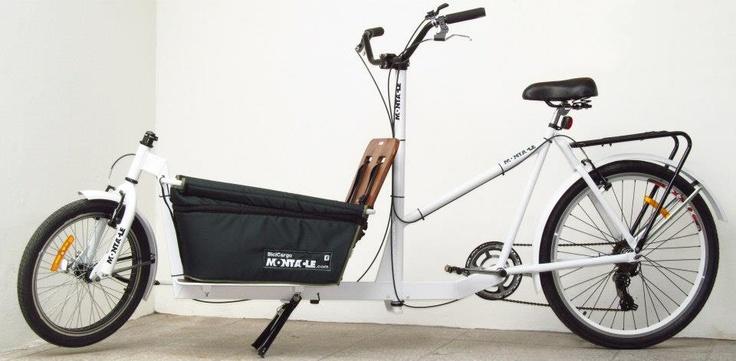 Bike from montacle.com Cargo Bike