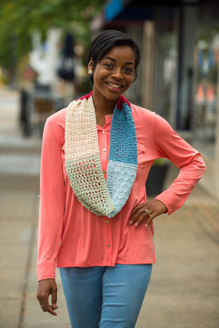 63 best how to knit an infinity scarf images on pinterest