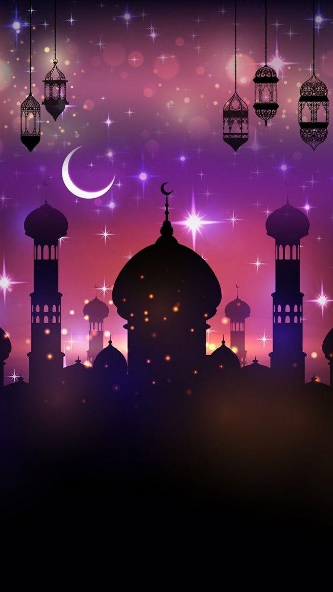 Mobile wallpapers | Illustration di 2019 | Ramadan ...