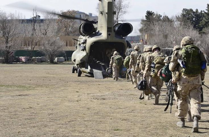 Canadian Armed Forces Completes Mission in Afghanistan | PakistanTribe