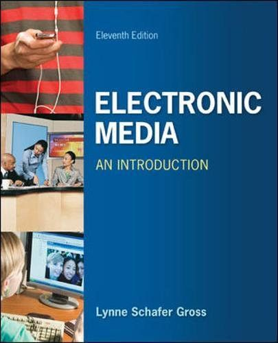 Electronic Media: An Introduction (B&B Journalism)