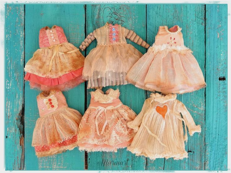 Blythe dresses by Petite Apple