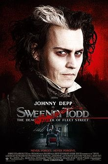 Sweeny Todd. Passable, but it's not the same without Angela Landsbury.