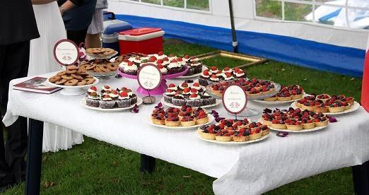Leje af cupcake-stativ - Bryllupskageopskrifter - Bryllupsklar.dk