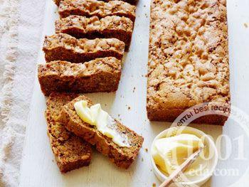 Кабачковый хлеб с корицей