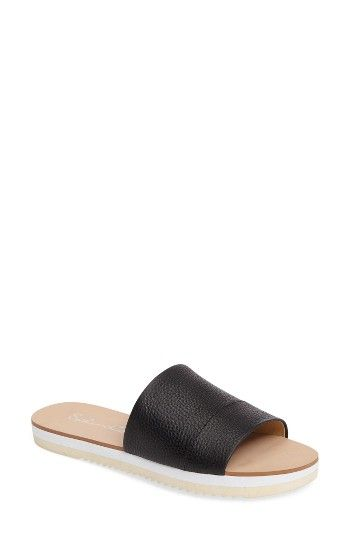 Free shipping and returns on Splendid Jazz Slide Sandal (Women) at Nordstrom.com. A layered platform sole adds to the sporty, of-the-moment look of a sleek slide sandal.