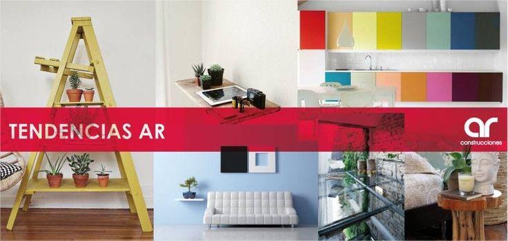 Porque vale la pena decorar y sentirse cómodo en su propio espacio #TendenciasAR