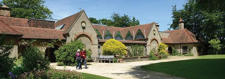 Watts Gallery in Surrey Hills, a beautiful setting for a quite stunning collection of Victorian paintings and Arts & Crafts masterpieces!