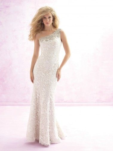 Allure Madison James Wedding Dresses - Style MJ104