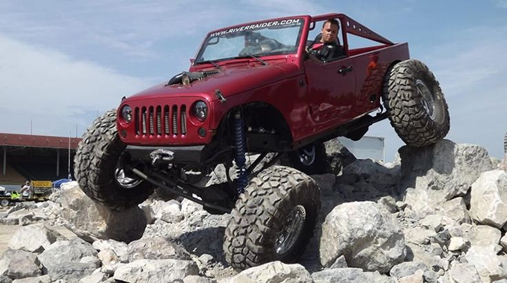 For Sale: Hauk Designs Custom Supercharged Jeep Wrangler ...
