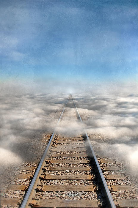 Make tracks while the way may be found.....