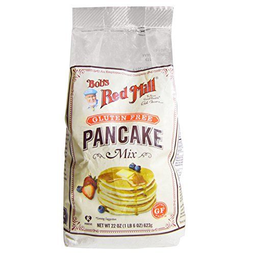 Bobs Red Mill Pancake Mix Gluten Free 22 oz 623 gPACK 1 *** Learn more by visiting the image link.(This is an Amazon affiliate link and I receive a commission for the sales) #BakingMixes